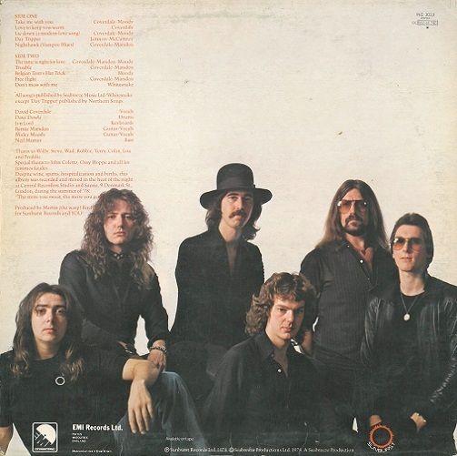 Whitesnake Trouble Vinyl Lp Planet Earth Records
